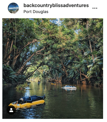 Daintree Rainforest Float