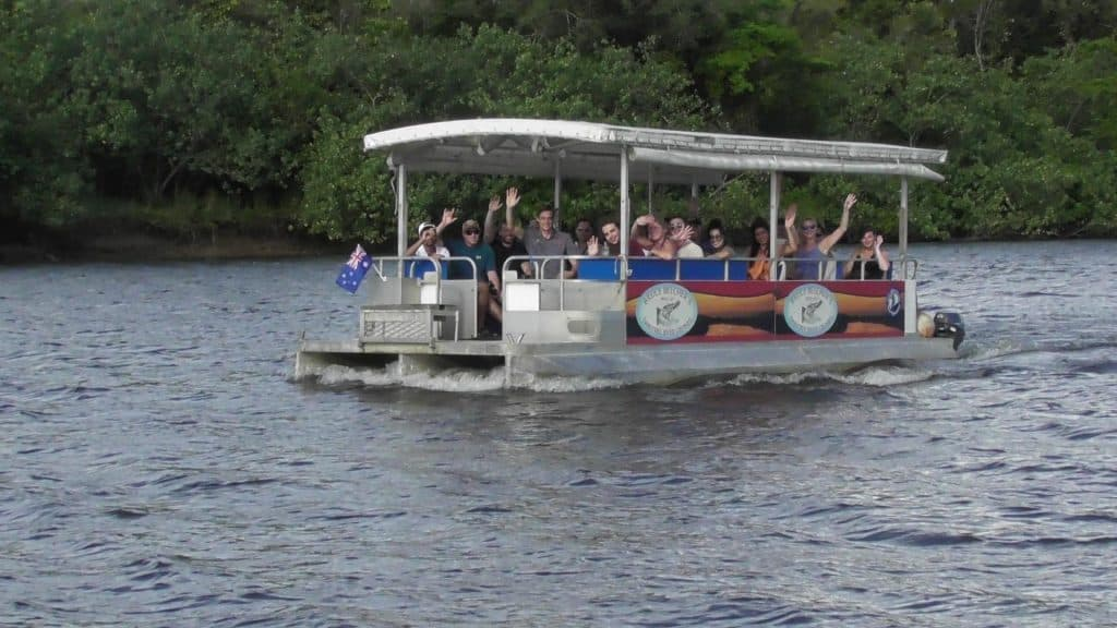 Bruce Belcher's Daintree River Cruise